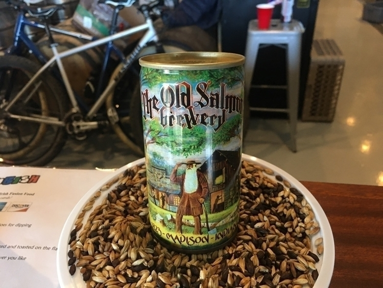 ol' Salmon brewery! taste - Knox - fidelcastr8 | ello
