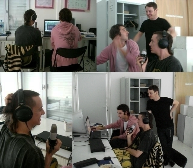 Recording Jeremy Scott 'Colette - davidlavaysse | ello