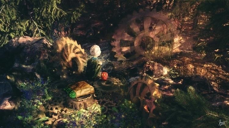 Dreams Rest waking SideTrip pai - yuyatakeda | ello