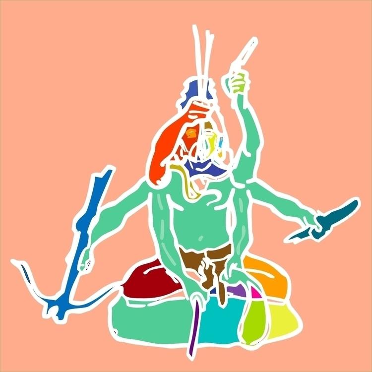 Shiva - timothyhillarti | ello