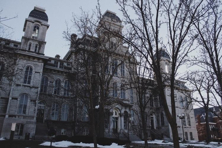 Syracuse 2020 - briannamai | ello