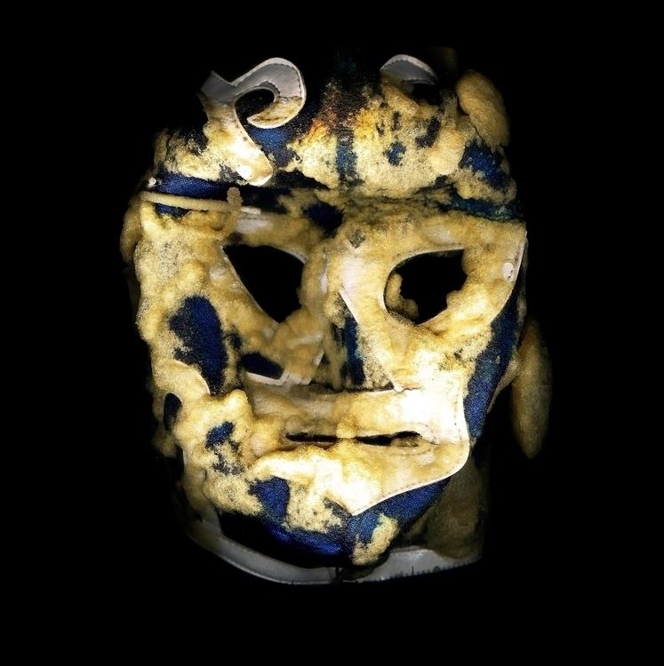 Mask Mirko Credito - art, fried - mirkocredito | ello