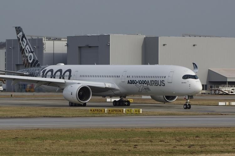 Airbus A350-1000, 04.03.2017 - brummi   ello