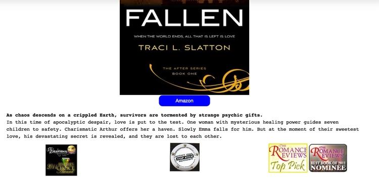 WARNING AUTHORS - tracilslatton | ello