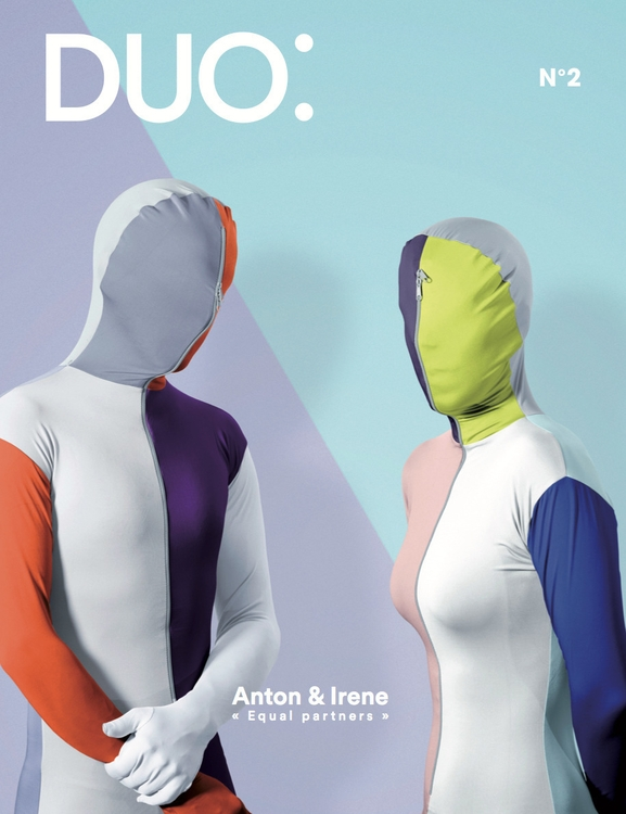 DUO: mag published Stay tuned  - heuryandheury | ello