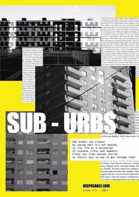 Poster design - Urbs series sho - giuliavigna | ello