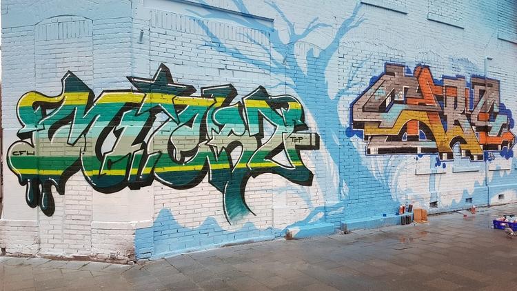 CARE, MICKY, CFH, TFP, DWD - graffitidordrecht | ello