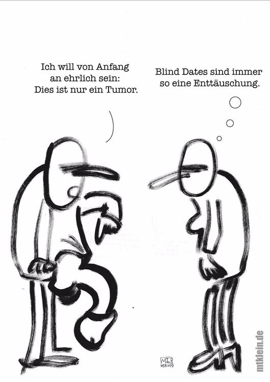 Blind Date disaster - mtklein | ello