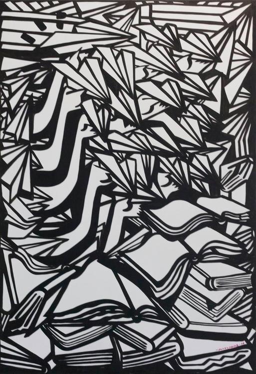 painting Matlakas, 100x 150cm o - matlakas | ello