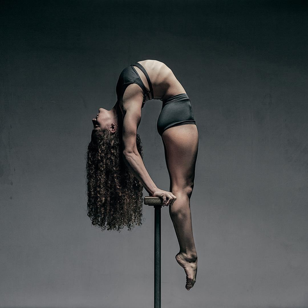 Impressive Portraits Dancers Ac - photogrist   ello