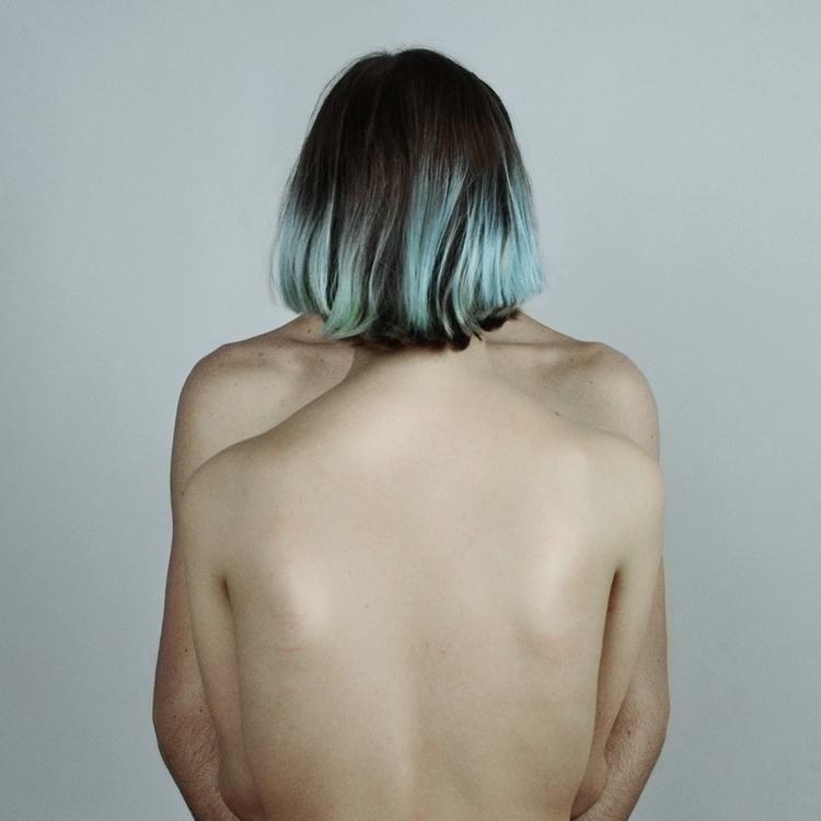 Sintesi - 2016, digital, portrait - chiaralombardi | ello