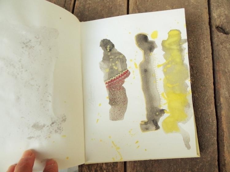 Del cuaderno - skectbook, doodle - mirtanruiz | ello