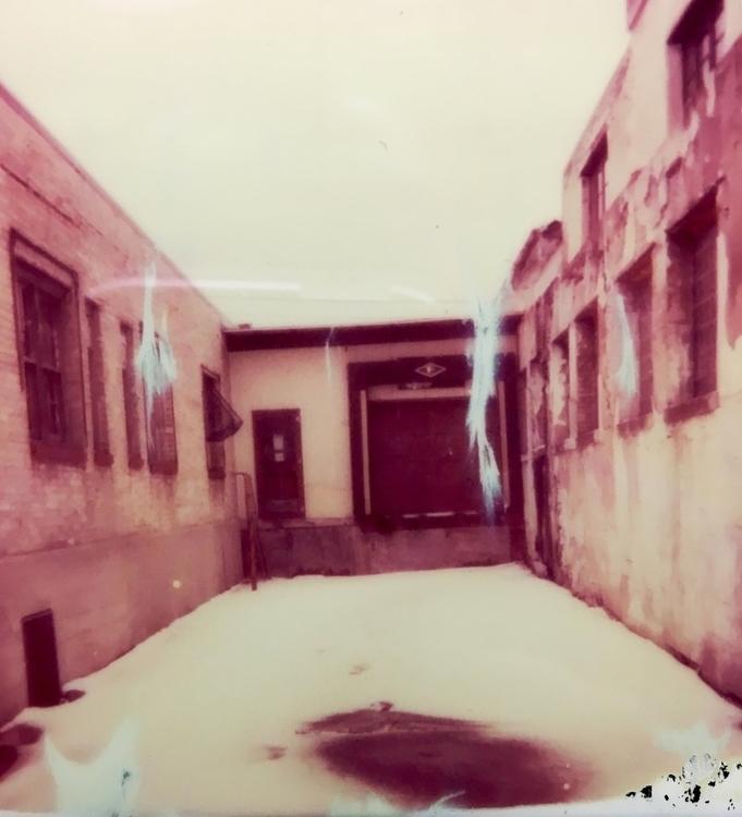 loading dock - polaroid, ellophotography - jkalamarz | ello