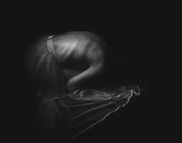 """Lament"" — Photographer/Model: - darkbeautymag | ello"