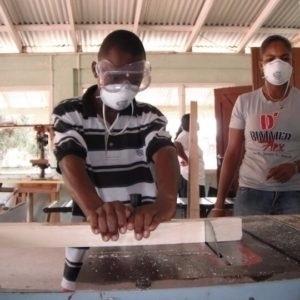 ISTC Woodshop Refurbishment - Guyana - guyfrog16 | ello
