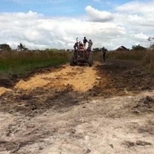 Path Land Bridge Improvement - Guyana - guyfrog16 | ello