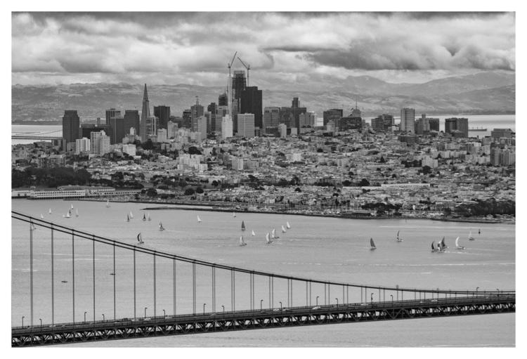Golden Gate Bridge San Francisc - guillermoalvarez | ello