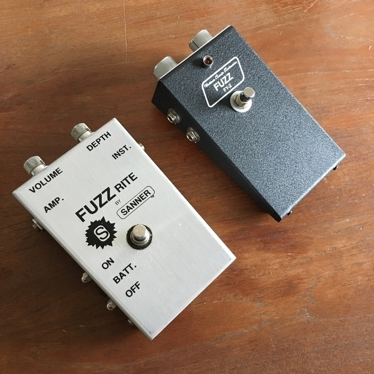 afford originals - fuzzpedal., fuzzrite - hippiejoe | ello