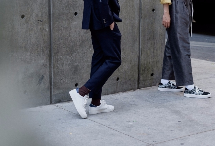 Luxe Versions School Sneakers A - join_revel | ello