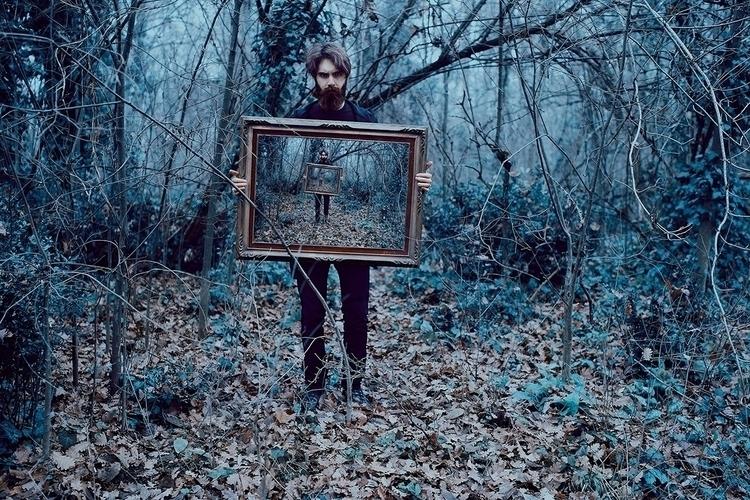 Mirror — Photographer: Michele  - darkbeautymag | ello