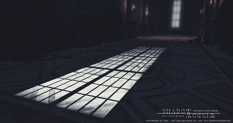 Shadow Window グブラ幻想図書館 より - FF14 - flcvs | ello