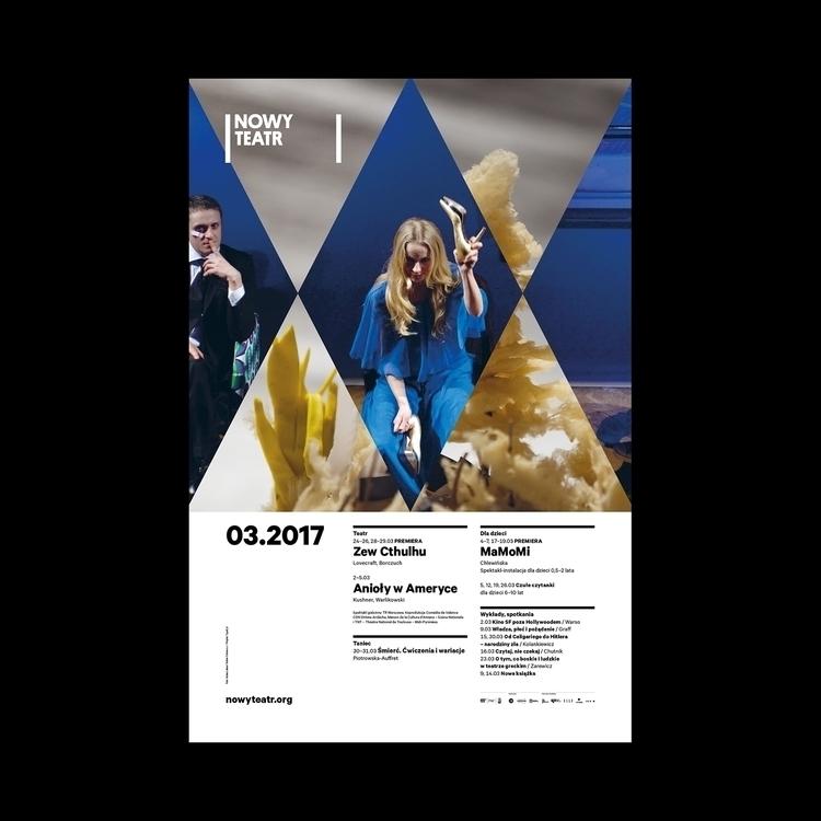 March Nowy Teatr - type2, nowyteatr - type2_design   ello