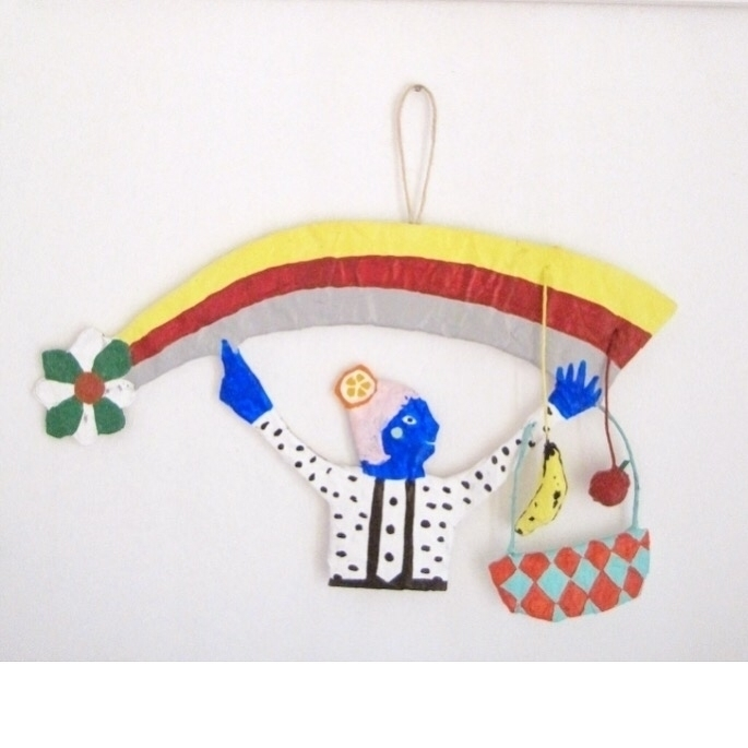 Lady Rainbow /Happy Internation - jikits | ello