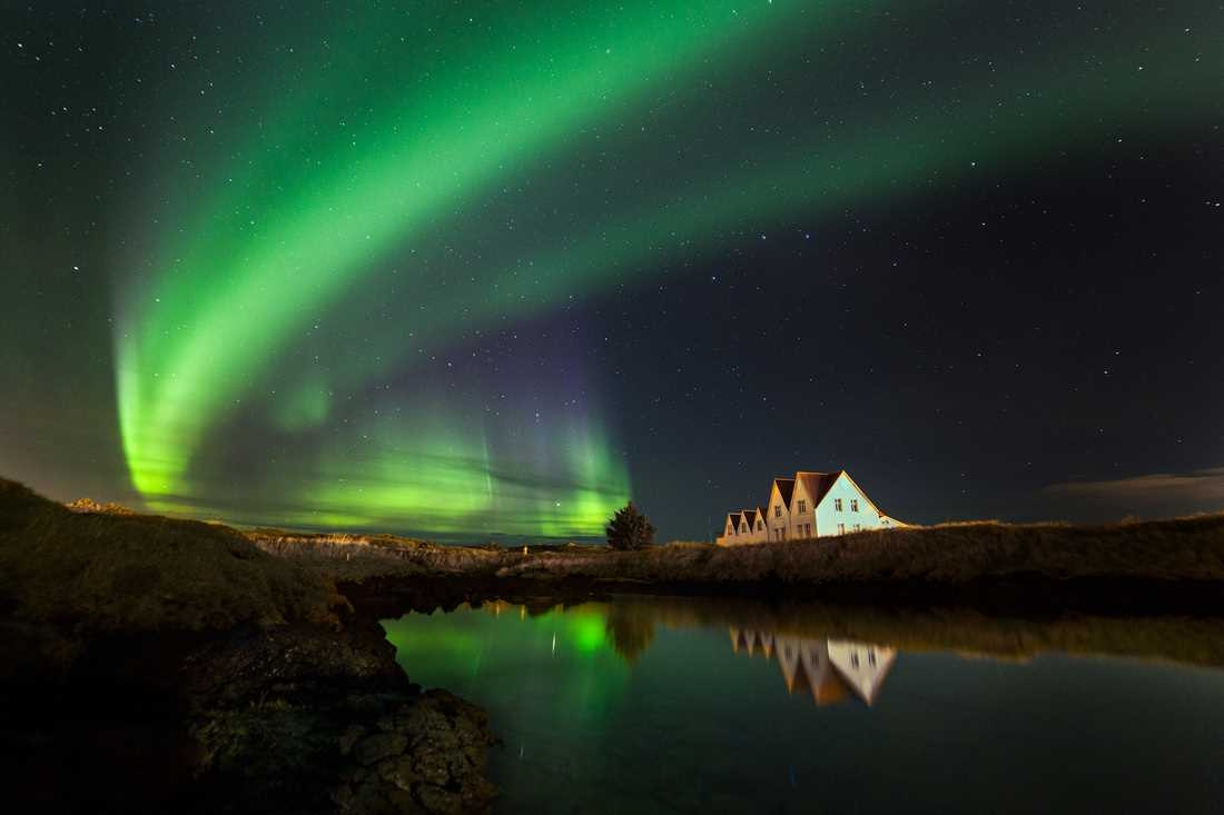Fantastic Northern Lights Photo - photogrist | ello