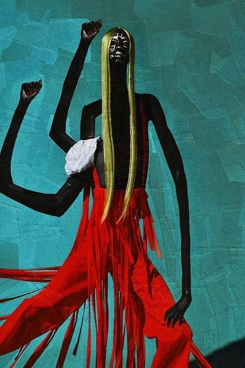 Luunna - editorial, artist, contemporaryart - alexandreflx | ello