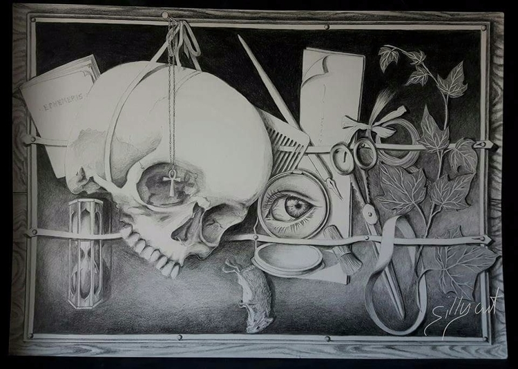 Original drawing Sillycut. Aval - sillycut | ello