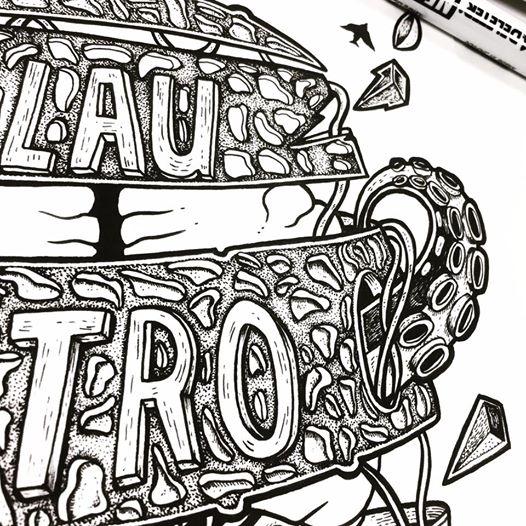 Claustrophobia - WIP  - art, drawing - freshmilkart | ello