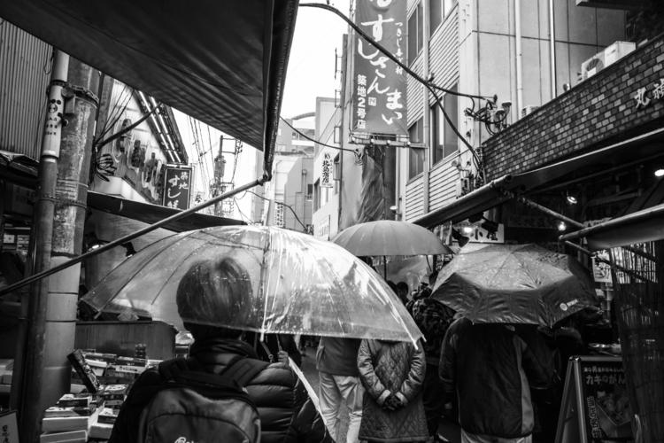 Tokyo monochrome - superhajo | ello