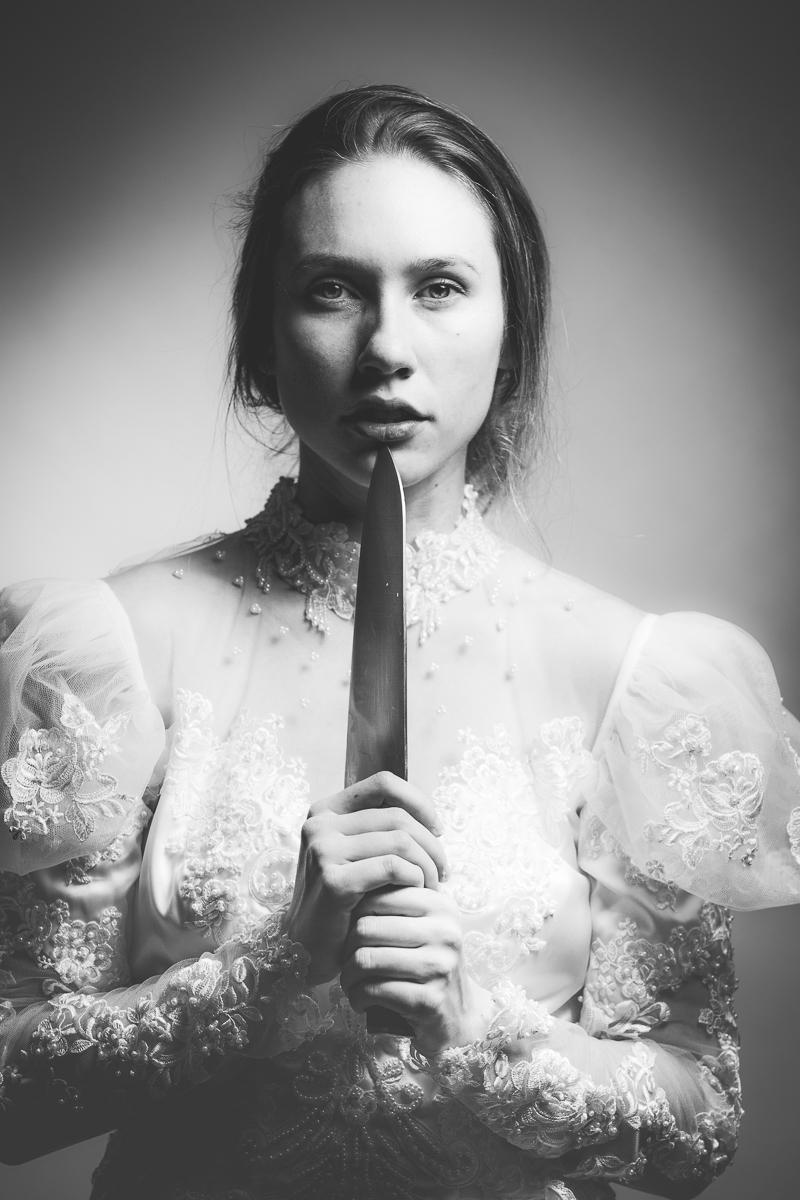 "Divorce"" — Photographer:Hector - darkbeautymag | ello"