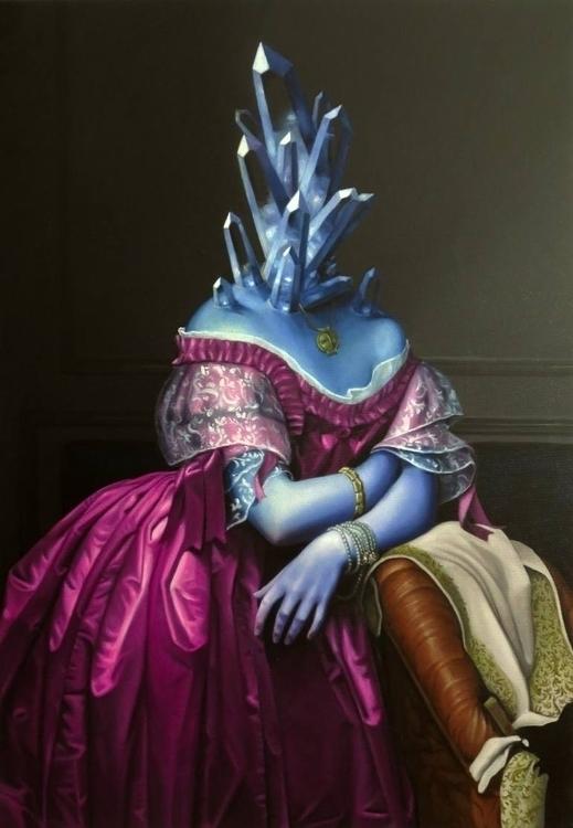 'Blue Princess' Patrick Henne - patrickhenne - wowxwow   ello