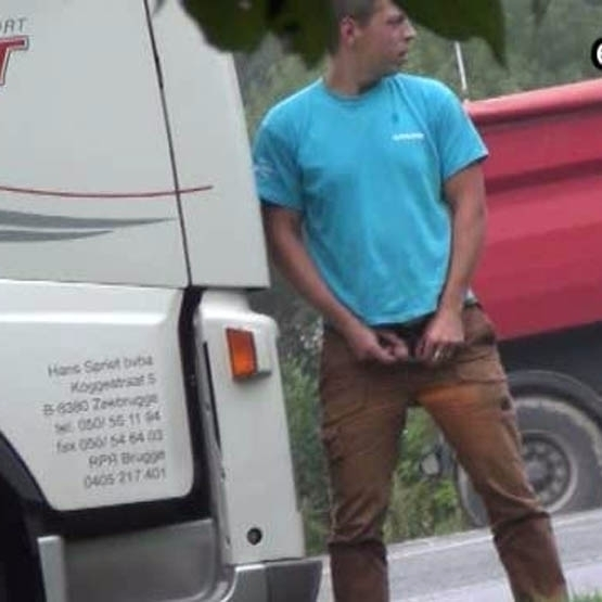 Male peeing in public, young girl cherry popped sex