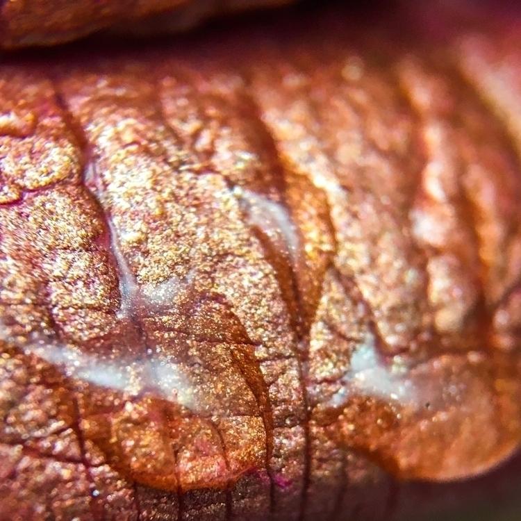 bronze, drops, lips, honey, photography - alexandra23 | ello