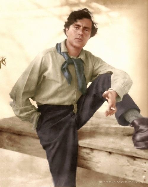 HEROES, Modigliani - johnhopper | ello