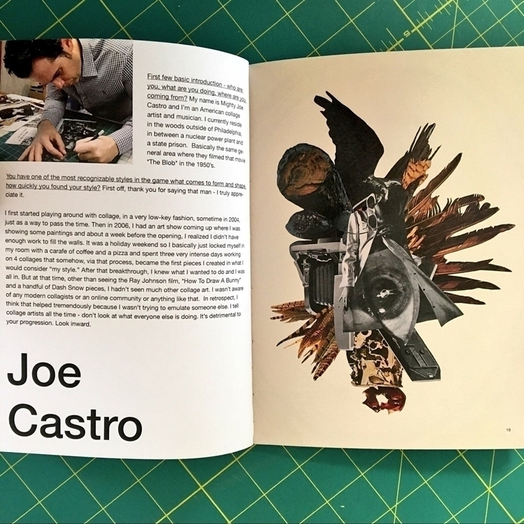 Stoked finally receive copy Cul - joecastro | ello