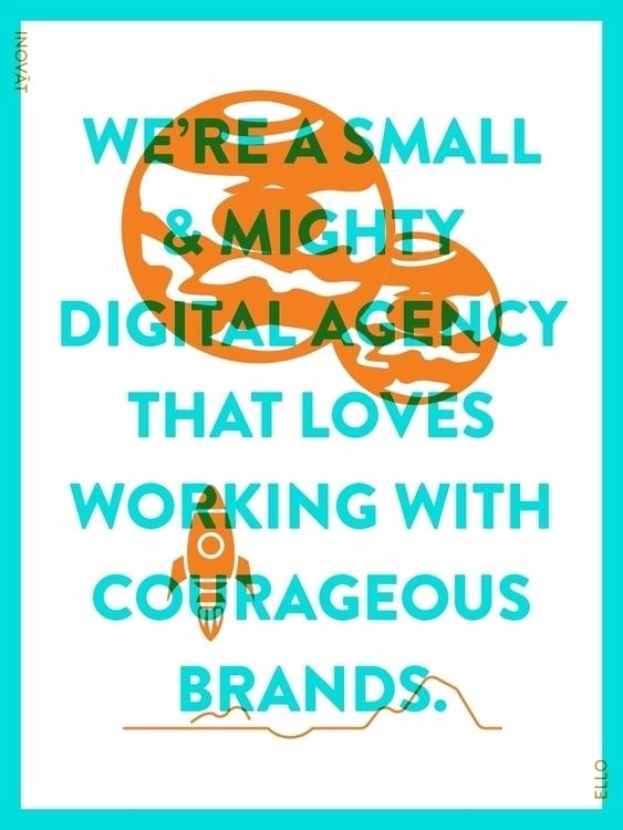 small mighty digital agency lov - inovatxello | ello
