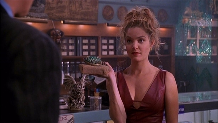 Buffy alum Clare Kramer Glory d - bonniegrrl | ello