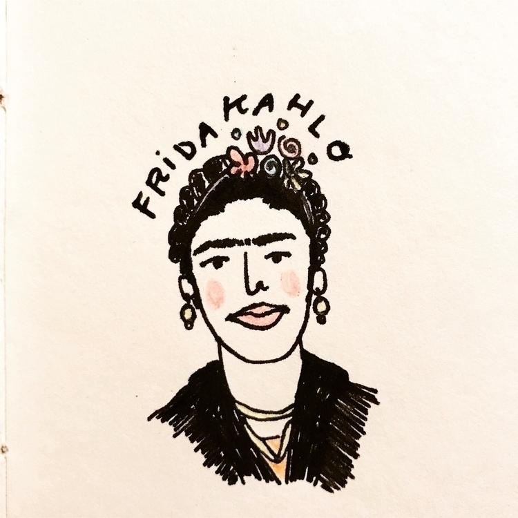 Daily Drawing Day - Mexican art - wawawawick | ello