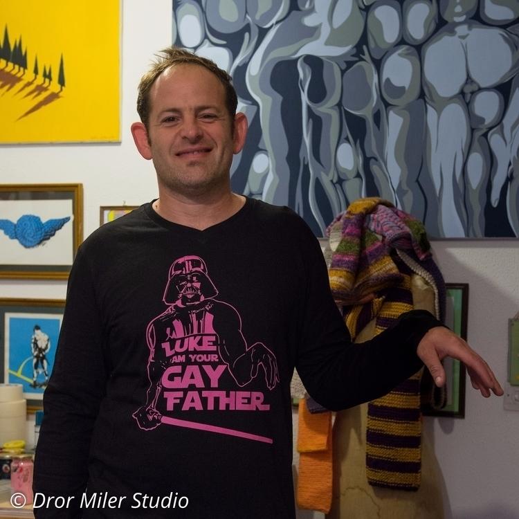 Luck, gay father Artist Shop - Starwars - drormiler | ello