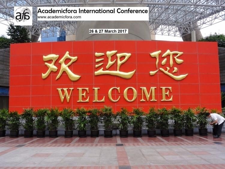 Shanghai 25th International Con - academicfora | ello
