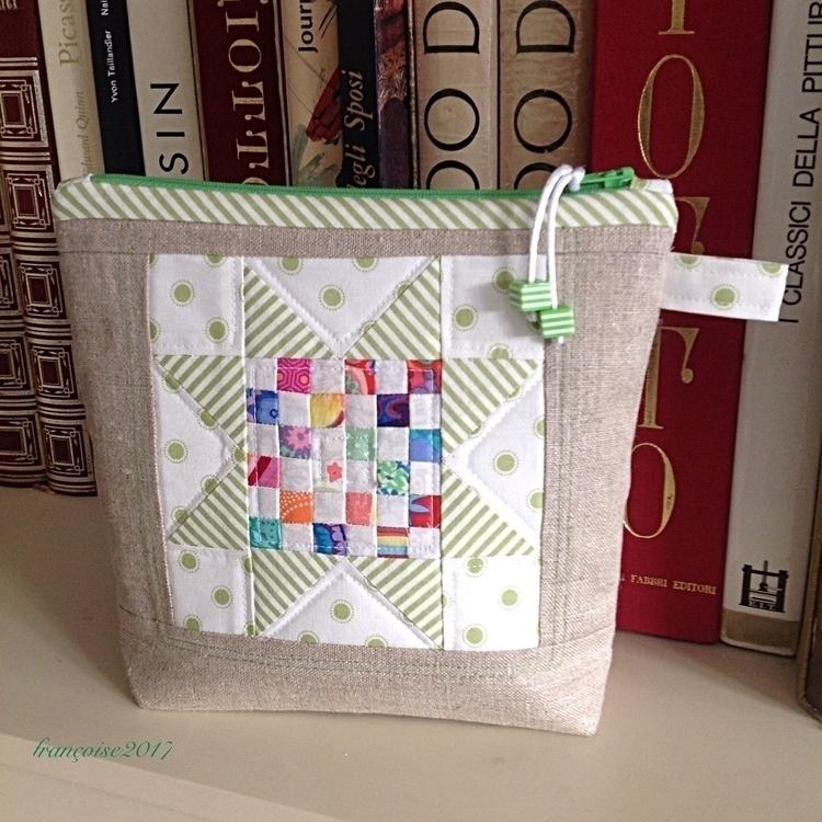 pouch gift:ribbon - -francoise-lcs | ello