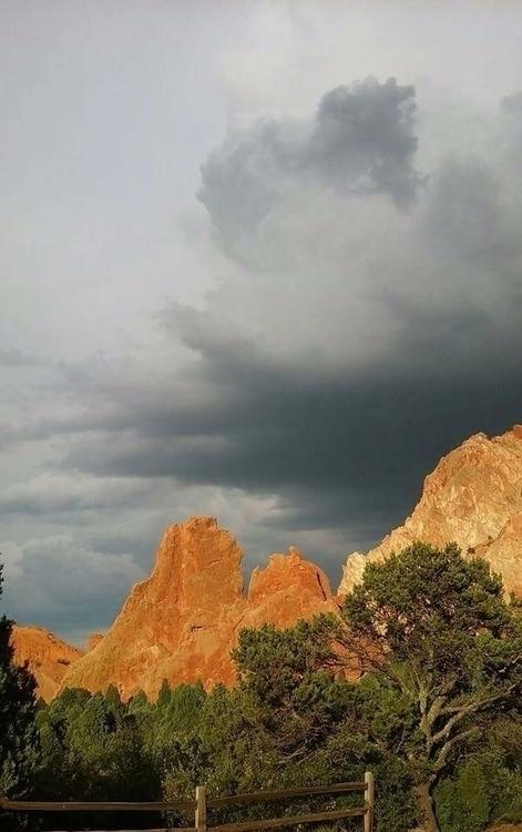 Wrath gods Garden Gods Colorado - phoenixdeleau | ello
