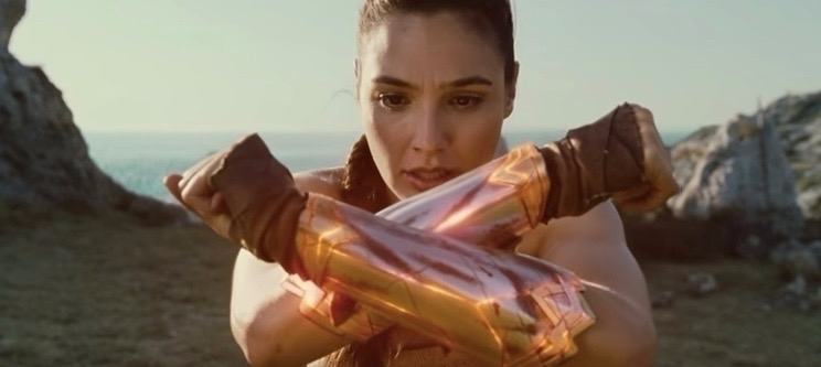 Woman trailer full weapon-wield - bonniegrrl | ello
