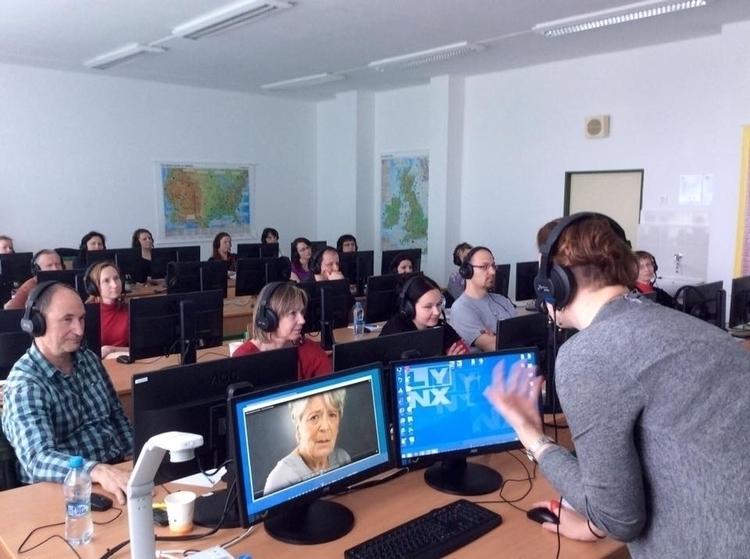 Language laboratories SmartClas - sonyakrivtsun   ello