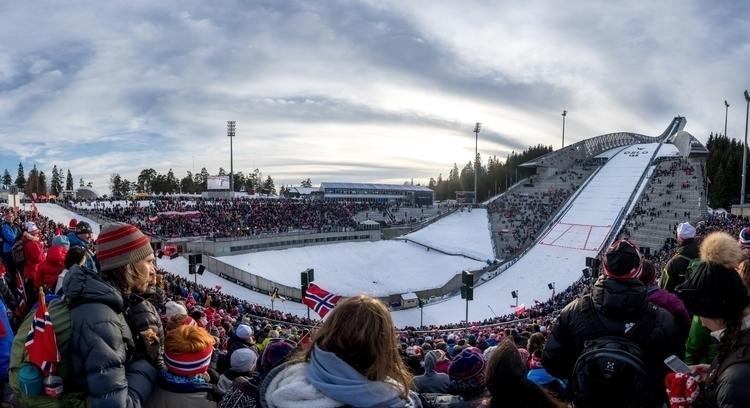 annual ski festival Holmenkolle - haakondagestad | ello