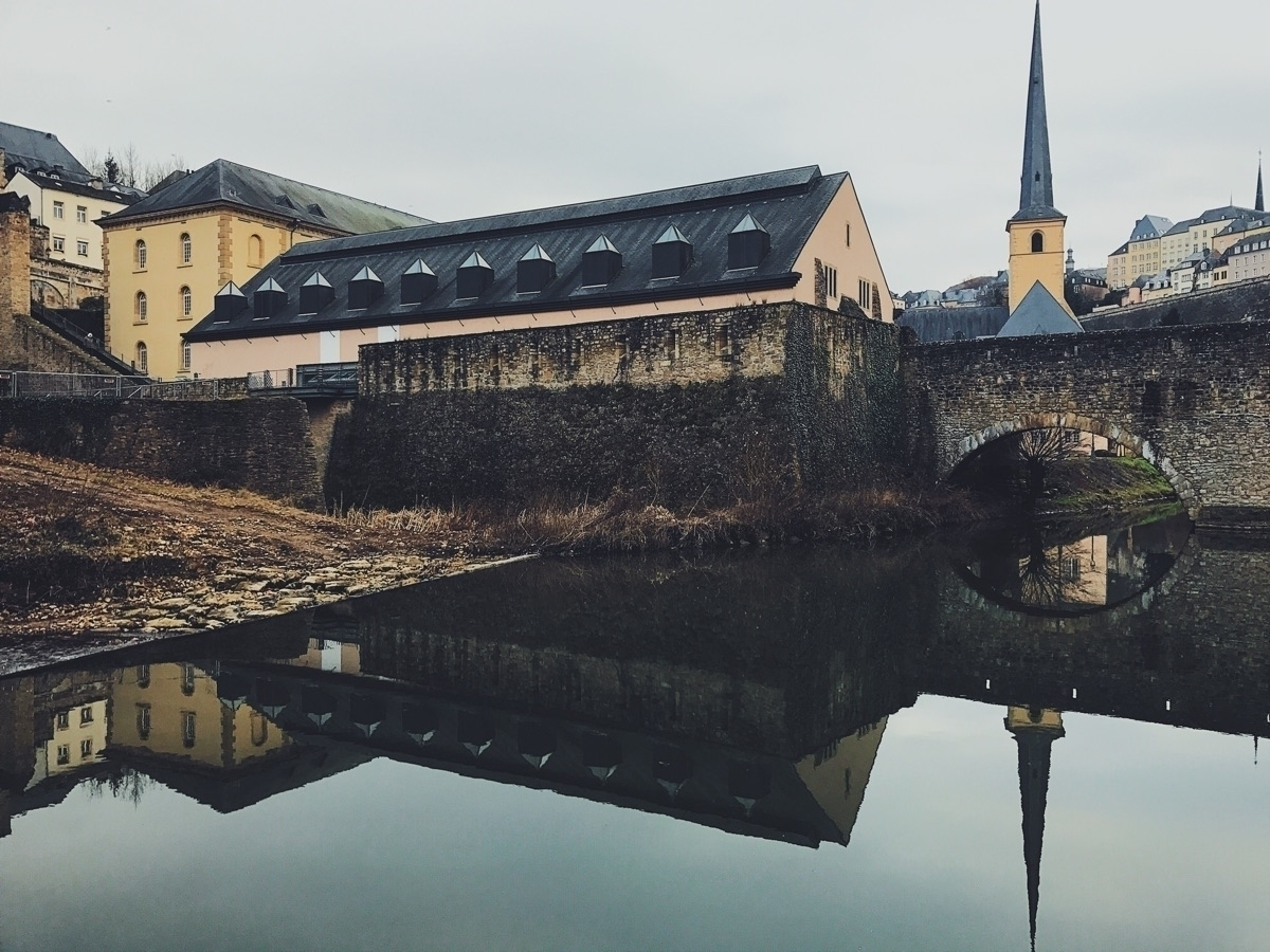 // 55/365 - 365project, luxembourgcity - markg76 | ello