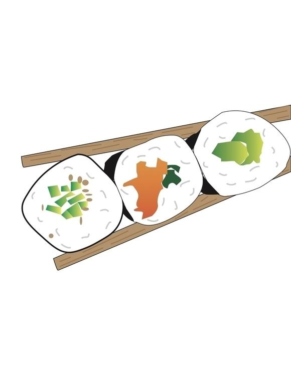 sushi - livbowman   ello